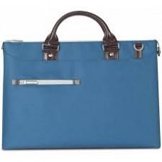 Сумка Moshi Urbana Mini Slim Laptop Briefcase Cerurean Blue для MacBook/ноутбука/планшета