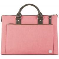Сумка Moshi Urbana Mini Slim Laptop Briefcase Coral Pink для MacBook/ноутбука/планшета