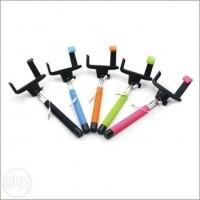 Монопод селфи KjStar Z07-7 AUX Selfie Stick для iPhone/смартфона