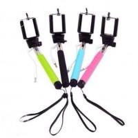 Монопод селфи KjStar Z07-5s AUX Selfie Stick для iPhone/смартфона/Go Pro