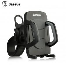 Велосипедный держатель Baseus Wind Series Bicycle Holder Black для iPad/iPhone/смартфона/планшета