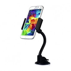 Автомобильный держатель Baseus Curve Car Mount BLACK для iPad/iPhone/смартфона/планшета