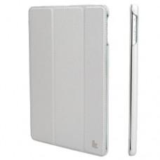 Чехол JisonCase Ultra Thin Smart Case White для iPad Air
