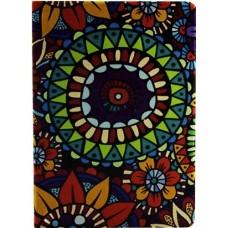 Чехол Art Case Paint Mosaic Зелёный для iPad Air 2