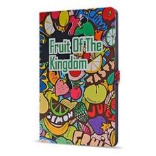 Чехол Art Case Paint Fruit Kigdom Зеленый для iPad Air 2