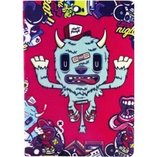 Чехол Art Case Paint Daft Punk Розовый для iPad Air 2