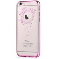 Чехол пластиковый Devia Crystal Garland Rose Gold для Apple iPhone 7 Plus/ 8 Plus