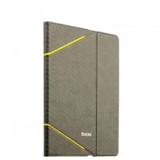 Чехол с орнаментом iBacks Fish Scale серый для iPad Air 2