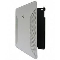 Чехол Ferrari F12 Collection Leather Folio Case White для iPad Air