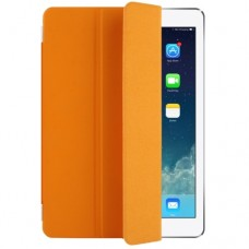 Чехол кожаный Apple Leather Smart Case Orange для iPad Air