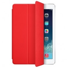 Чехол кожаный Apple Leather Smart Case Red для iPad Air