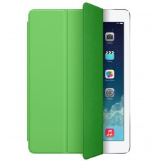 Чехол кожаный Apple Leather Smart Case Green для iPad Air