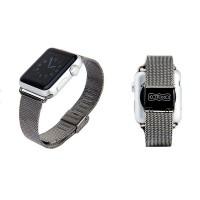 Ремешок стальной Coteetci W2 Black 42mm для Apple Watch