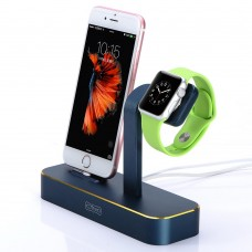 Докстанция Coteetci Base 5 Space для iPhone/Apple Watch