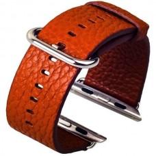 Ремешок кожаный COTEetCI W1 Brown 42mm для Apple Watch