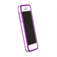 Бампер пластиковый Griffin Reveal Frame Bumper PURPLE для iPhone 5/5S