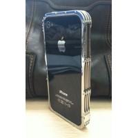 Бампер металлический iMatch Aluminium Bumper SILVER для iPhone 4/4S