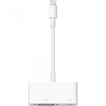 Адаптер-переходник Apple Lightning to VGA Adapter White для iPhone/iPad
