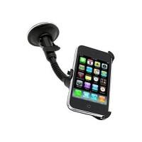 Автомобильный держатель FLY 360º Rotable Windshield Car Mount Holder для iphone/смартфона