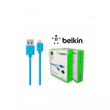Кабель Belkin Lightning USB Cable Blue для iPhone/iPad