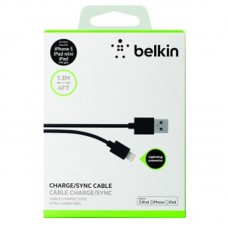 BELKIN Lightning Cable for iPhone/iPad BLACK