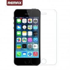 REMAX 0.1 mm Ultra-thin Magic Tempered Glass для iPhone 5/5S/5C