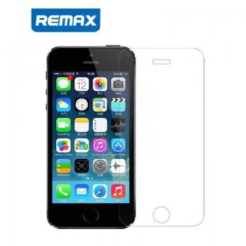 Стекло защитное REMAX 2.5D Ultra thin Magic Tempered Glass DIAMOND 0.2 mm прозрачное для iPhone 5/5S/5C