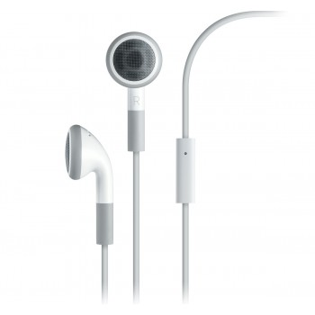 Наушники Apple Stereo Headset White with Mic