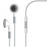Нашуники Apple Earphones MB770 White with Remote/Mic