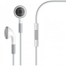 Нашуники Apple Earphones MB770 White with Remote/Mic