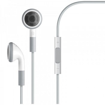Нашуники Apple Earphones MB770 with Remote/Mic