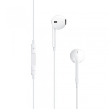 Наушники Apple Airpods MD827 Original White with Remote/Mic