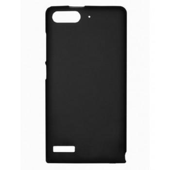 Чехол силиконовый Silicone TPU Matte Black для Huawei G6