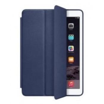 Чехол Apple Leather Smart Case Dark Blue для iPad Air 2