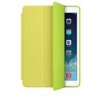 Чехол Apple Leather Smart Case Yellow для iPad Air 2