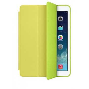 Чехол Apple Leather Smart Case Yellow для iPad Air 2