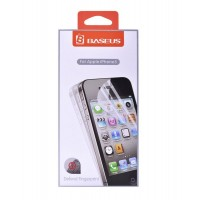 Защитная пленка BASEUS Defend Fingerprint Front and Back Screen Guard для iPhone 5