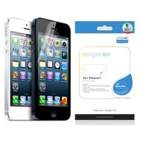Защитная пленка DiscoveryBuy Matte Screen Protector Film для iPhone 5/5S
