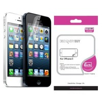Защитная пленка DiscoveryBuy Premium Diamond Screen Protector Film для iPhone 5/5S