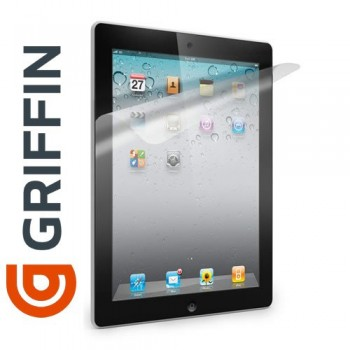 Защитная пленка GRIFFIN TotalGuard Level 1 Anti-Glare Screen Protector CLEAR для iPad 4/3/2