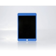 Пленка защитная J.M. Show Colorful Screen Protector BLUE для iPad Mini