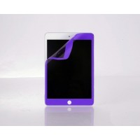 Пленка защитная J.M. Show Colorful Screen Protector PURPLE для iPad Mini