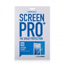 Стекло защитное MOMAX Crystal Clear Screen Protector прозрачное для iPad Air
