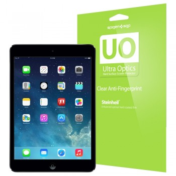 Пленка защитная SGP Screen Protector Steinheil Series Ultra Optics для iPad Air/Air 2