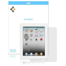 Пленка защитная SGP Screen Protector Steinheil Series Ultra Crystal MATTE для iPad 2/iPad 3