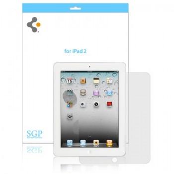 Пленка защитная SGP Screen Protector Steinheil Series Ultra Crystal MATTE для iPad 2/iPad 3
