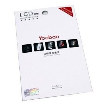 Пленка защитная YOOBAO Screen Protector CLEAR для iPhone 4/4S