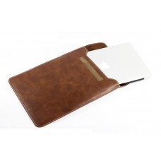 DiscoveryBuy Ultra Thin Sleeve Holster BROWN для Macbook Air 11 inch
