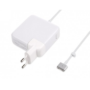 Блок питания Apple MagSafe 2 Charger 45/60/85W Original White для MacBook
