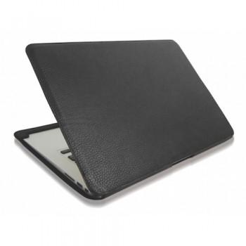Чехол Viva Cuero Leather Case Essential Series Timeless Black для Macbook Air 11 inch
